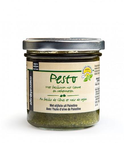 Pesto met basilicum en cashewnoten - Lovendegem Online