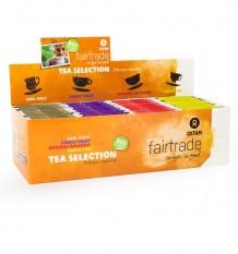 Bio thee smaken 4x 25 zakjes - Lovendegem Online