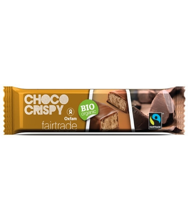 Bio Choco-crispyreep 33 gr - Lovendegem Online