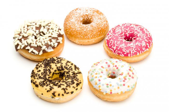 Donut gekleurd - Lovendegem Online