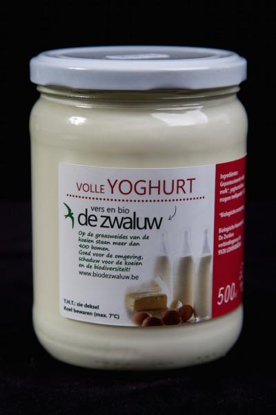 Volle yoghurt - Lovendegem Online
