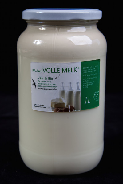 Hoevemelk (Volle melk) - Lovendegem Online