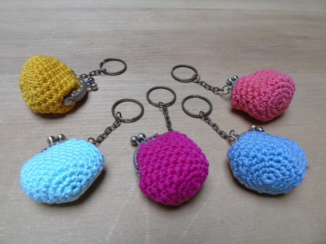 Miniportemonnee verschillende kleuren - Lovendegem Online