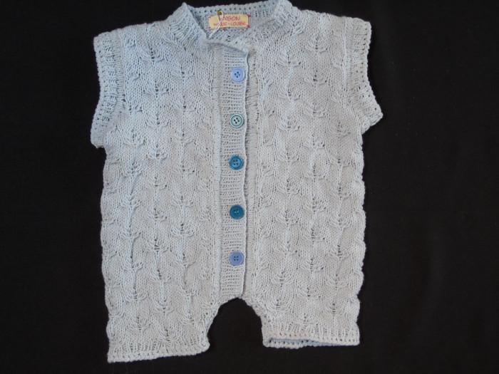 Lichtblauw babypakje 3 maanden - Lovendegem Online