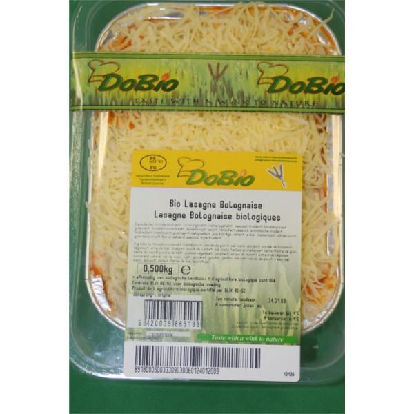 Macaroni ham-kaas 500gr kant en klaar - Lovendegem Online