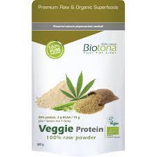 Biotona Veggie Protein dagdosis - Lovendegem Online