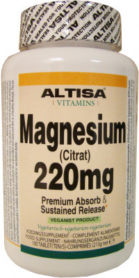 magnesium citraat - Lovendegem Online