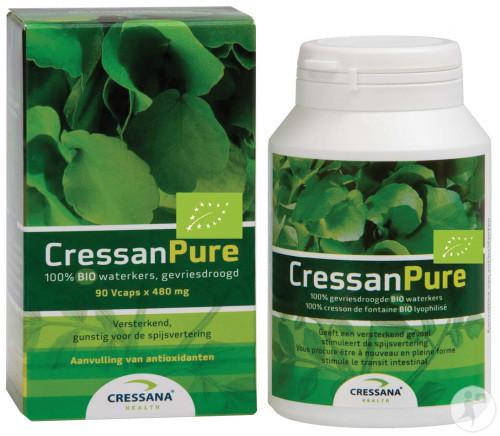 Cressana maanddosis - Lovendegem Online
