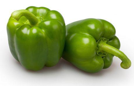 Groene paprika  - Lovendegem Online